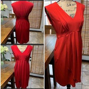 I.N.studio Red Dress Sz. S